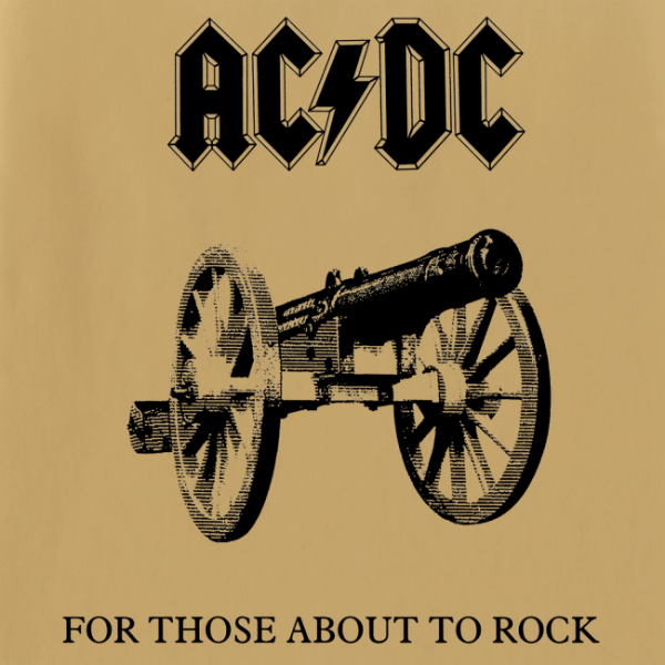 ac/dc For Those About To Rock (1981)