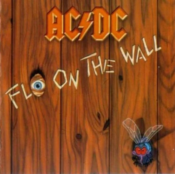 ac/dc Fly On The Wall (1985)