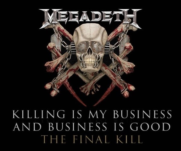 Megadeth - The Final Kill