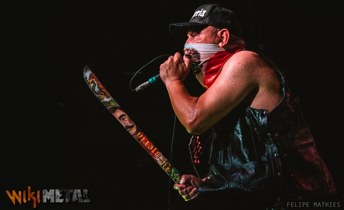 Brujeria faz show no Rio de Janeiro