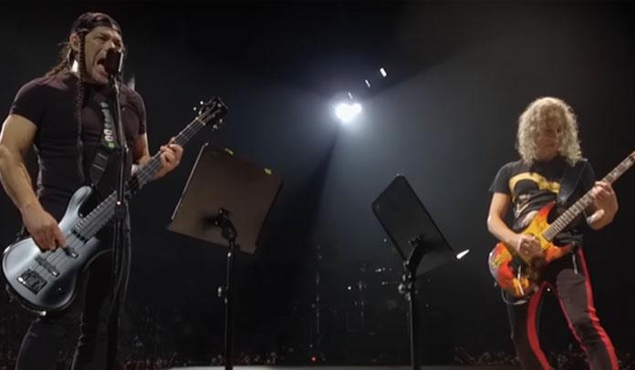 """Metallica surpreende com cover de """"Take On Me"""" do A-HA em show na Noruega"""