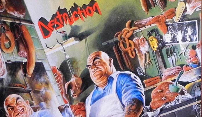 Destruction thrash metal