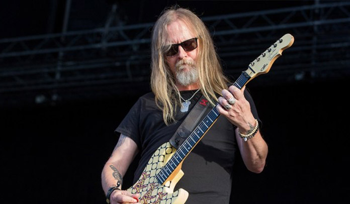 Jerry Cantrell do Alice in Chains