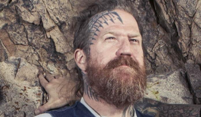 Brent Hinds do Mastodon