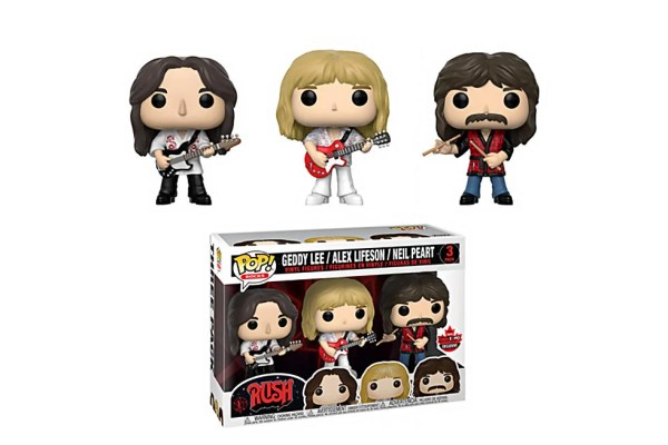 Funko Pop do Rush