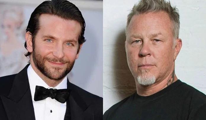Bradley Cooper revela que se inspirou no Metallica para novo filme