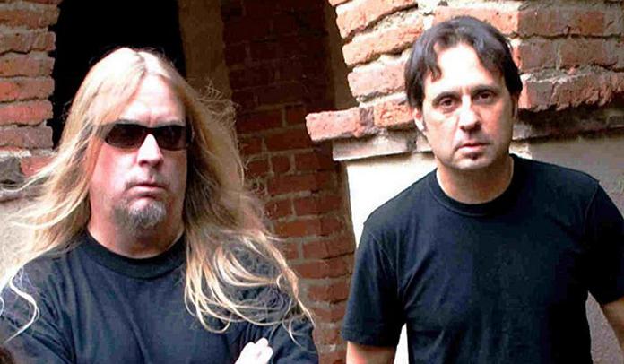 Jeff Hanneman e Dave Lombardo - Slayer
