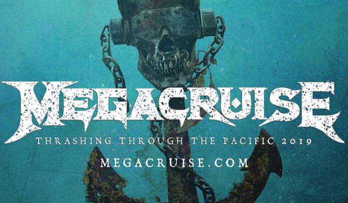 Megadeth - Megacruise