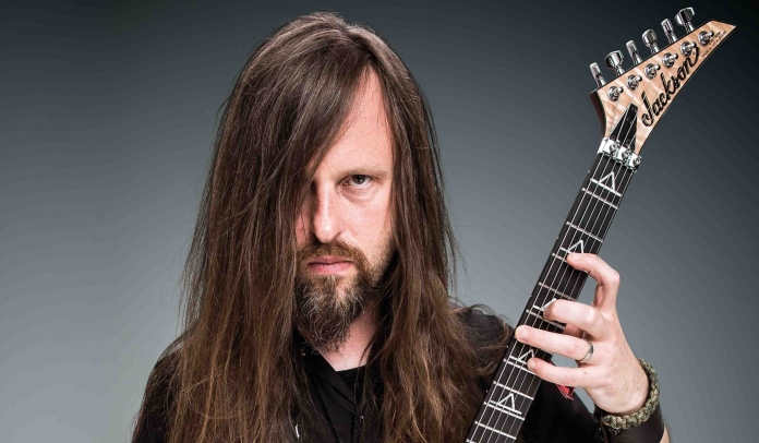 Oli Herbert, guitarrista do All That Remains