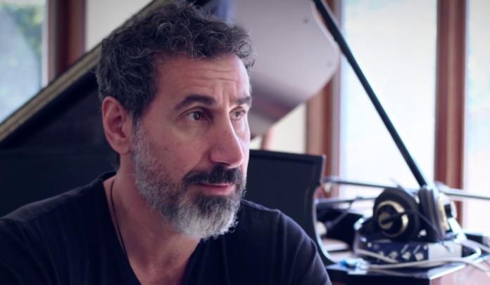 Serj Tankian, vocalista do System of a Down