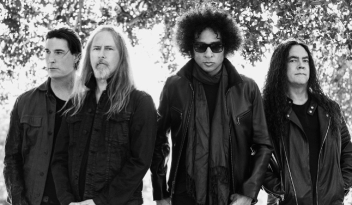 Alice In Chains, filme Black Antenna