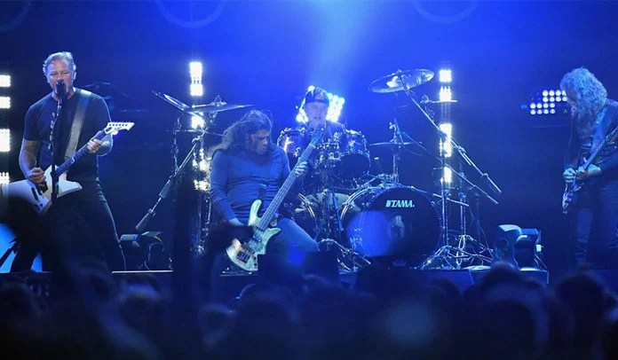 Metallica: show completo em tributo a Chris Cornell é divulgado
