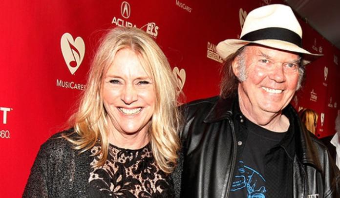 Pegi Young e Neil Young