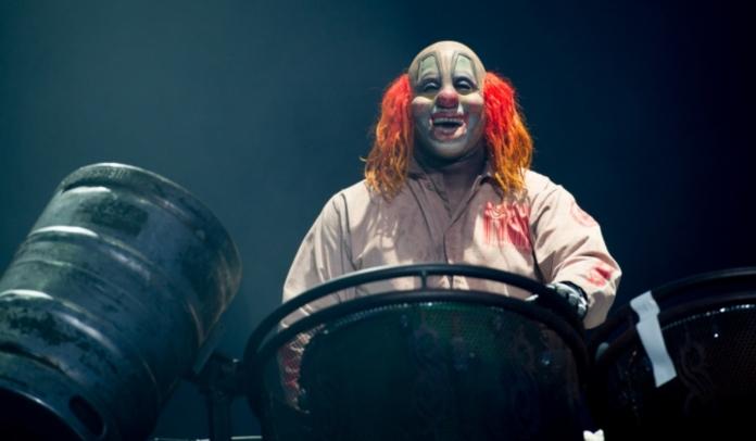 Roupas do Slipknot são as mais nojentas