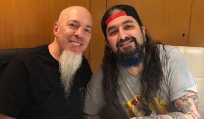 Jordan Rudess e Mike Portnoy