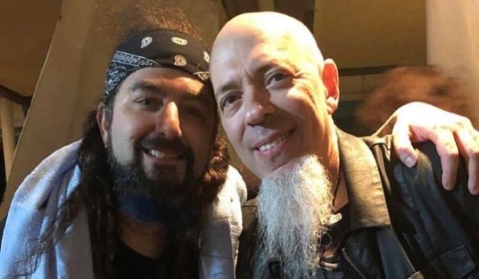 Mike Portnoy e Jordan Rudess