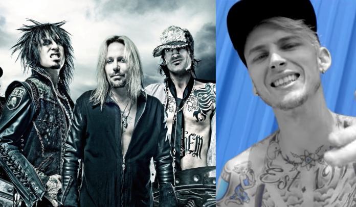 Mötley Crüe e Machine Gun Kelly