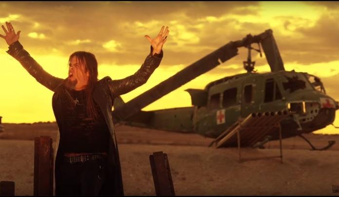 """Queensryche lança clipe de """"Blood Of The LEvant"""" baseado em acontecimento na Sìria"""