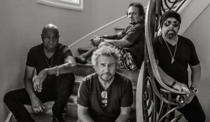 Sammy Hagar & The Circles