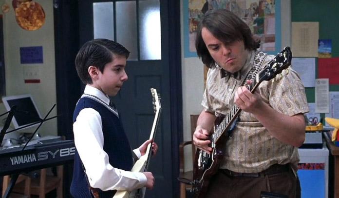 Ator de Escola de Rock será julgado por roubo de guitarras