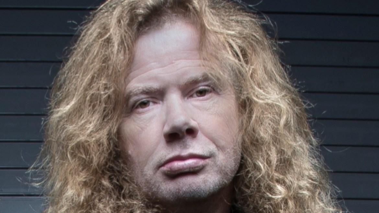 Dave Mustaine escreveu oito músicas para o novo disco do Megadeth