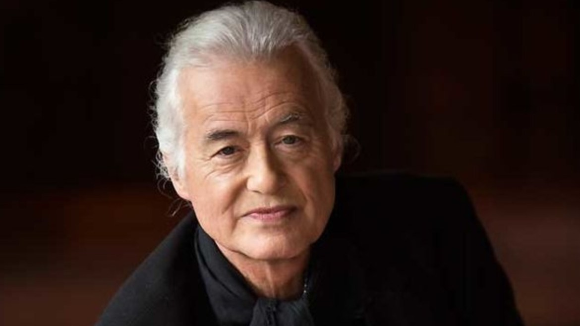 Jimmy Page lançará livro The Anthology