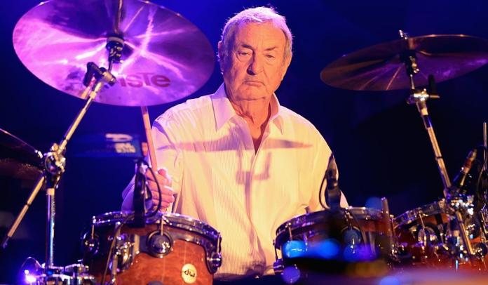 Nick Mason desiste de reunião do Pink Floyd