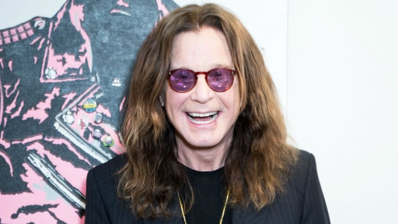 Ozzy Osbourne cavaleiro
