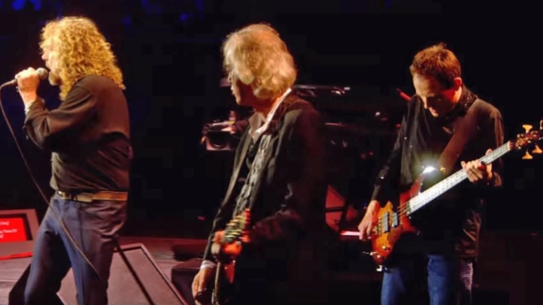 Led Zeppelin History