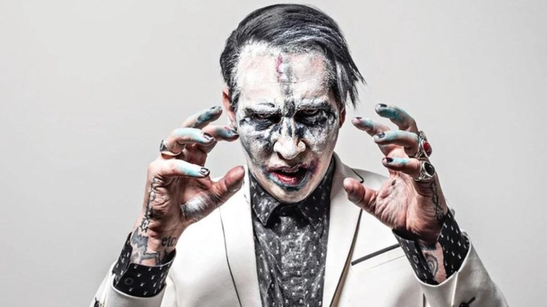 Marilyn Manson tem metade do novo disco pronto