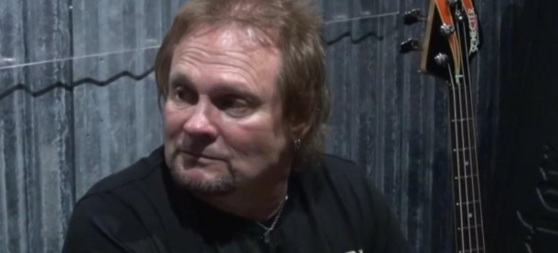 Michael Anthony diz que reunião do Van Halen não vai acontecer