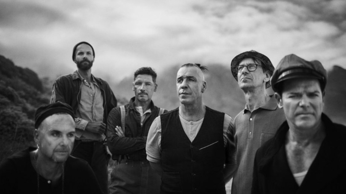 Rammstein lança disco Untitled