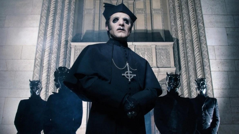 Novo disco do Ghost será mais pesado e sombrio