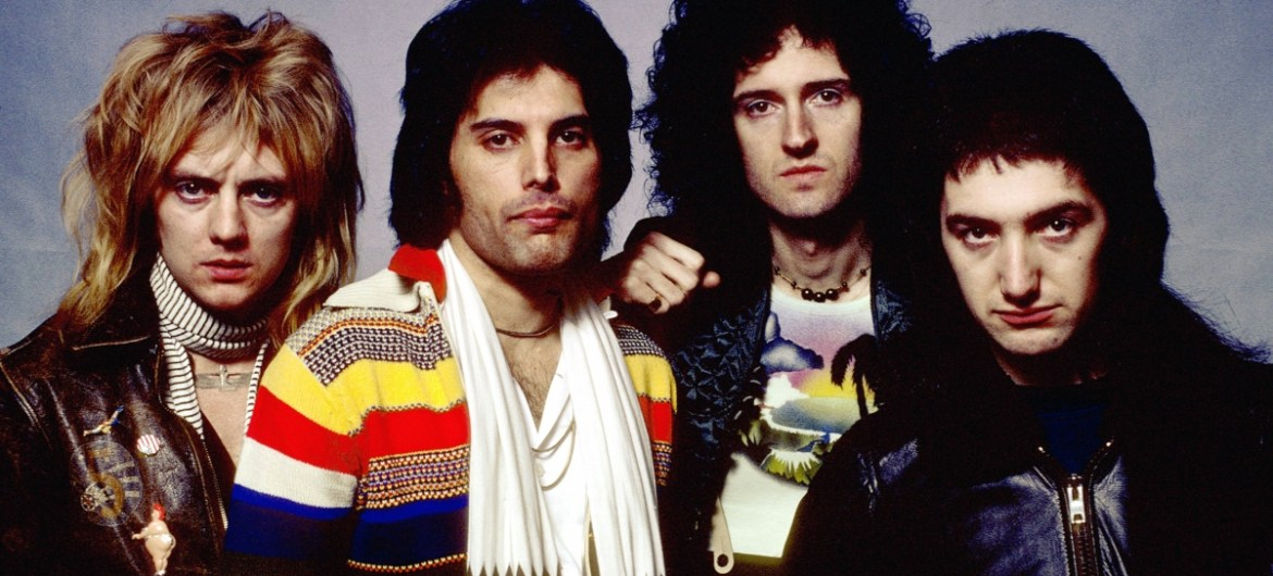 Os streams do Queen triplicaram desde a estreia de Bohemian Rhapsody