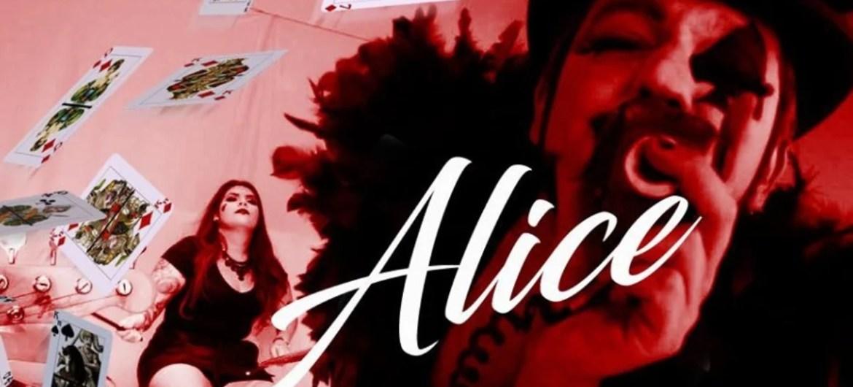 """Black Moon Riders lança clipe de """"Alice"""""""