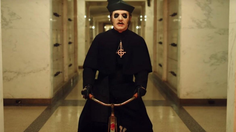 Ghost lança video baseado em O Iluminado