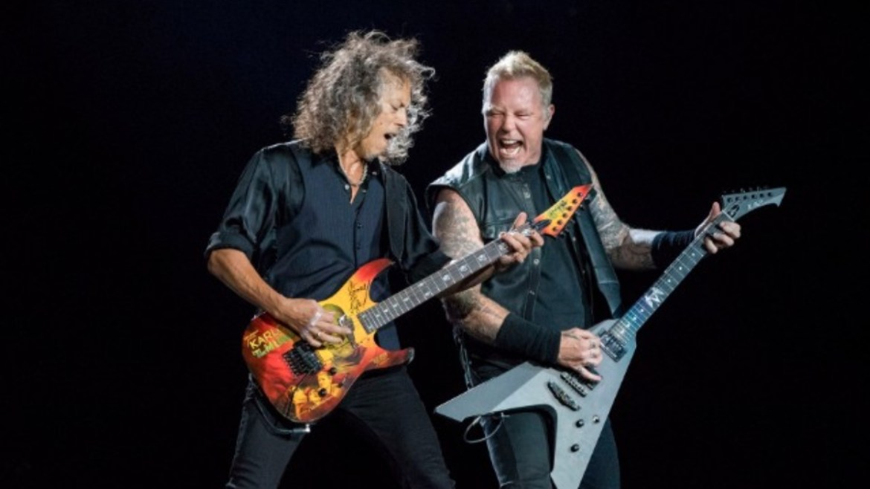 Metallica tocará na final da NBA
