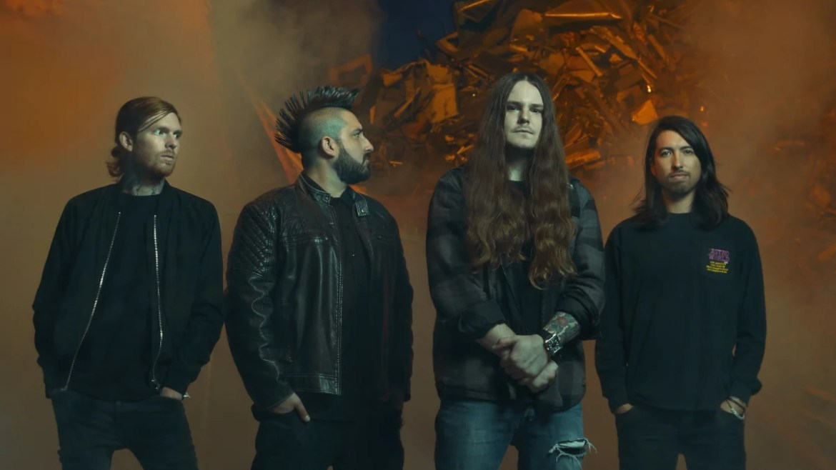 Of Mice & Men lança single com música eletrônica