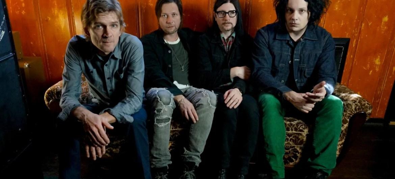 The Raconteurs lança novo disco depois de uma década