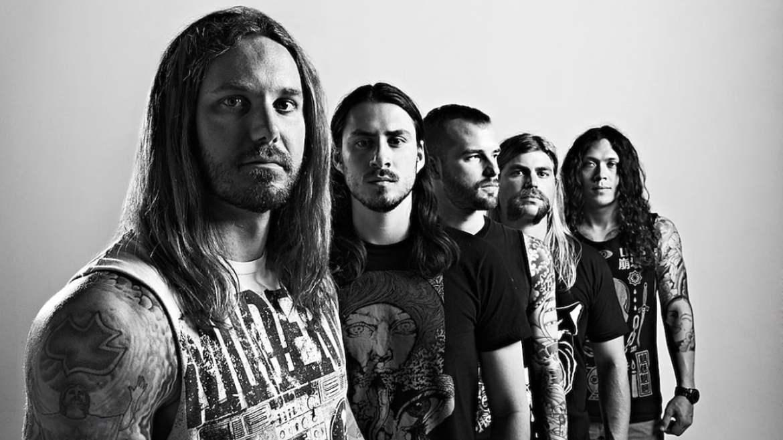 As I Lay Dying anuncia shows no Brasil