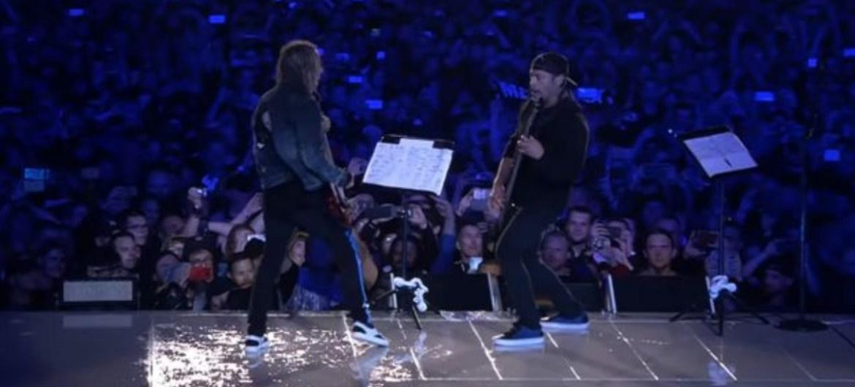 Metallica lança vídeo de cover de Rammstein