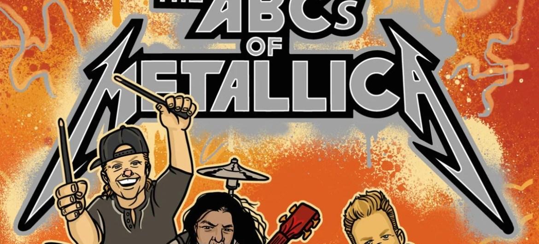 Metallica lançará livro infantil