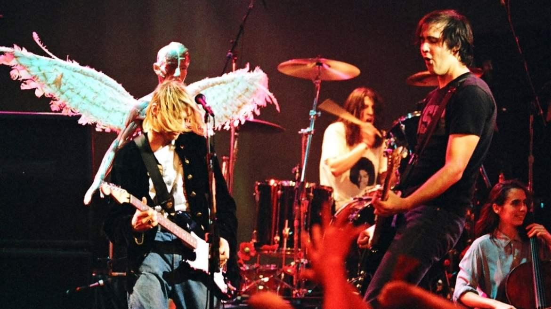 Live And Loud, show do Nirvana, será lançado em vinil e nas plataformas de streaming