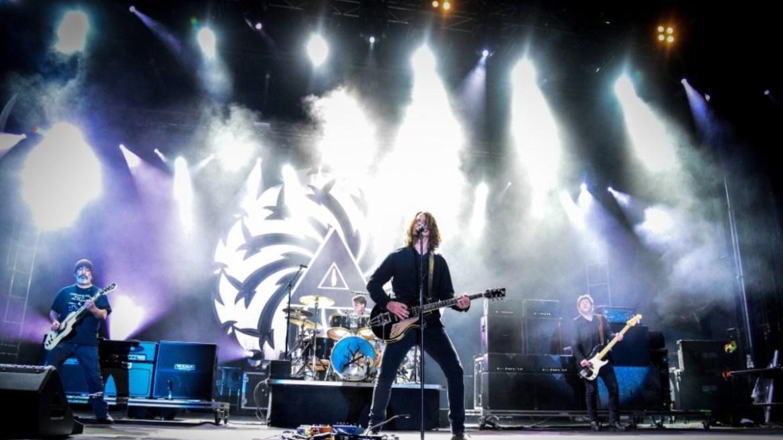 Soundgarden lança álbum do Artists Den