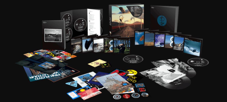 Pink Floyd anuncia box gigantesco da fase pós-Roger Waters