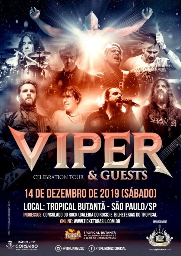 Viper - Celebration Tour SP