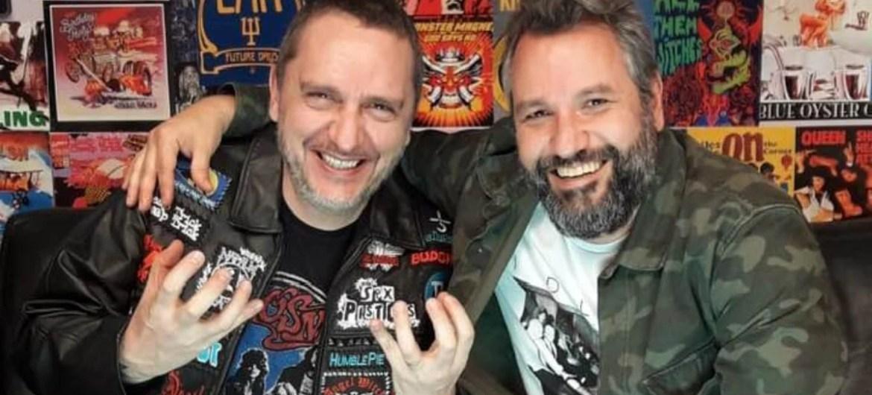 Wikimetal e Gastão Moreira anunciam programa semanal no Youtube, o KZG News