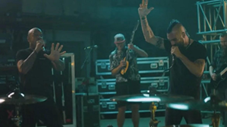 Howard Jones e Jesse Leach no novo clipe do Killswitch Engage