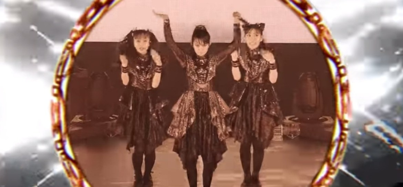 "Babymetal lança clipe de ""Shanti Shanti Shanti"""