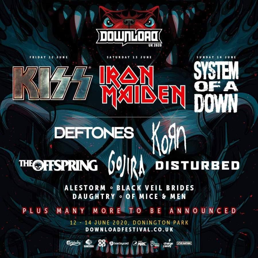 Download Festival UK 2020
